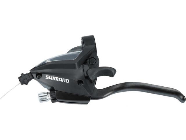 Shimano ST-EF500-4 Gear/Brake-Lever Left 2-speed 4 Fingers